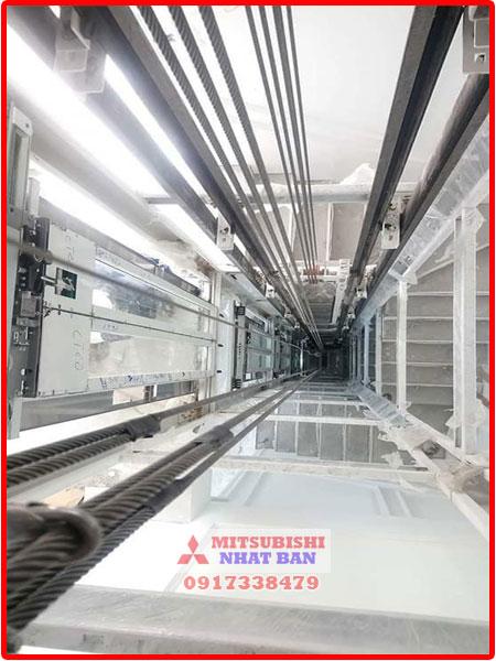 bảo trì thang máy tphcm