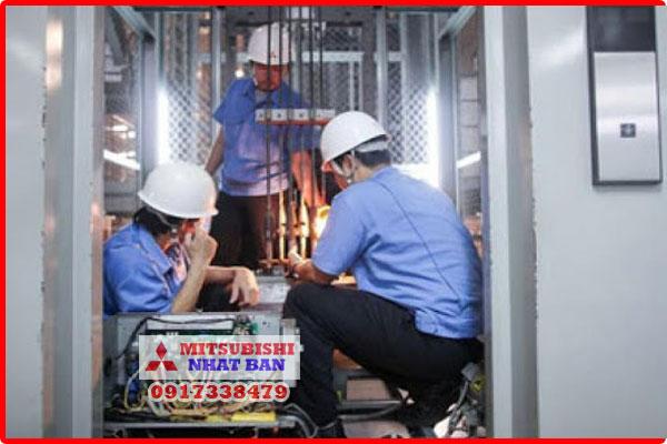 sửa chữa thang máy tphcm