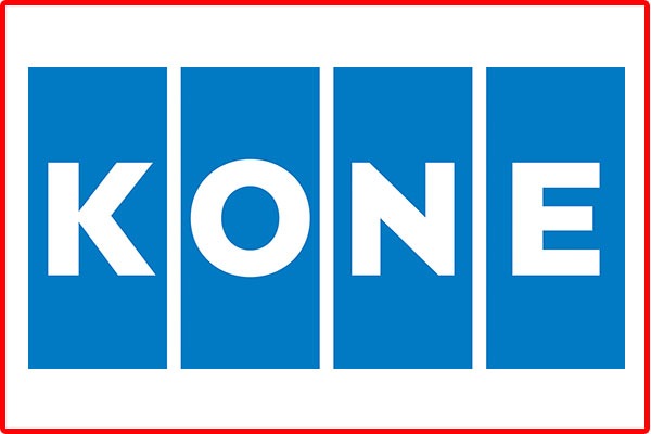 thương hiệu thang máy Kone đến từ Phần Lan