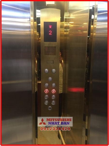 cách đi thang máy