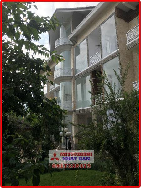 kích thước thang máy gia đình biệt thự