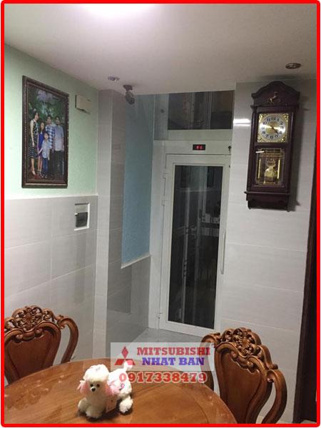 lắp thang máy có phải xin giấy phép