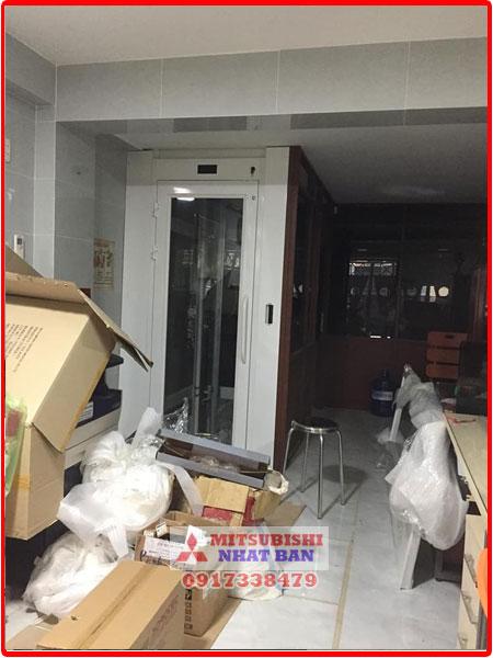 mua thang máy gia đình tại TPHCM