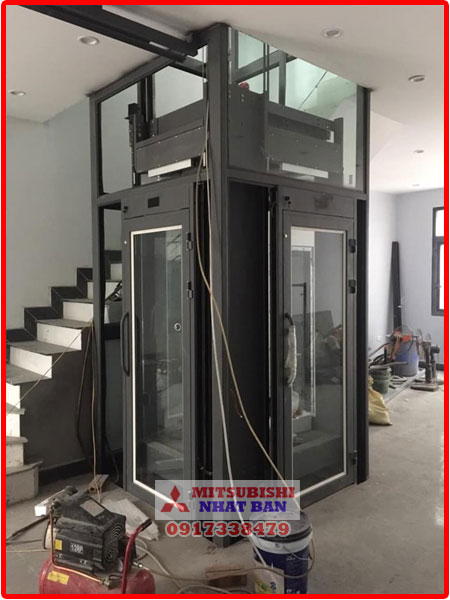 thang máy cho nhà phố