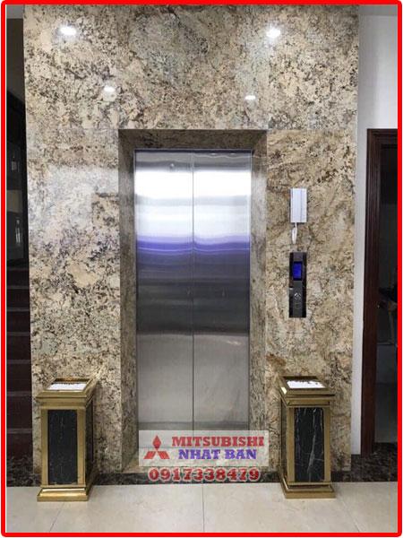 thời gian đặt hàng thang máy mất bao lâu