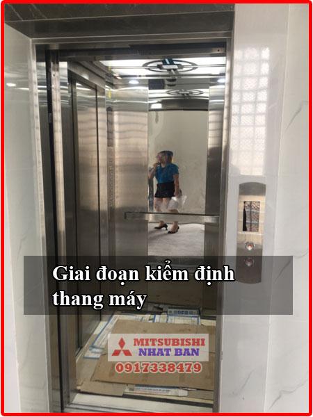 thời gian lắp đặt thang máy