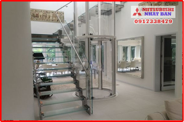 các loại thang máy hiện nay trên thị trường