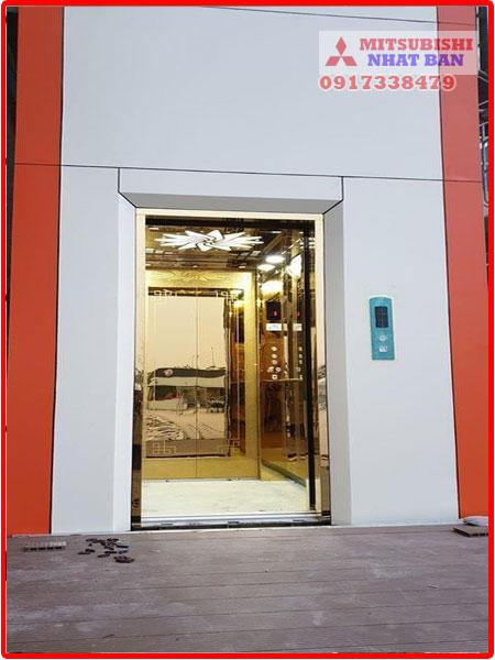 công ty lắp thang máy Mitsubishi tại Cần Thơ