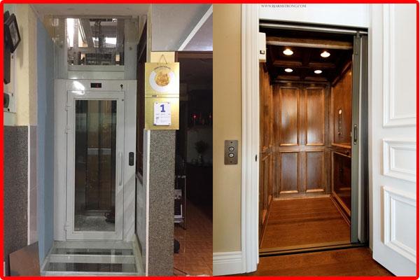 địa chỉ lắp thang máy tại Đà Lạt