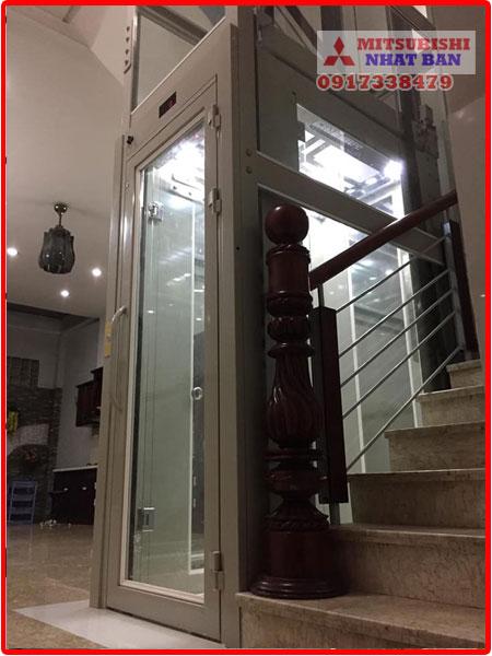lắp thang máy Mitsubishi ở Cần Thơ