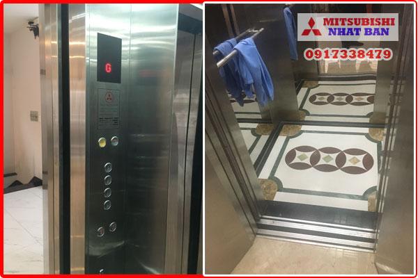 lắp thang máy bao nhiêu tiền