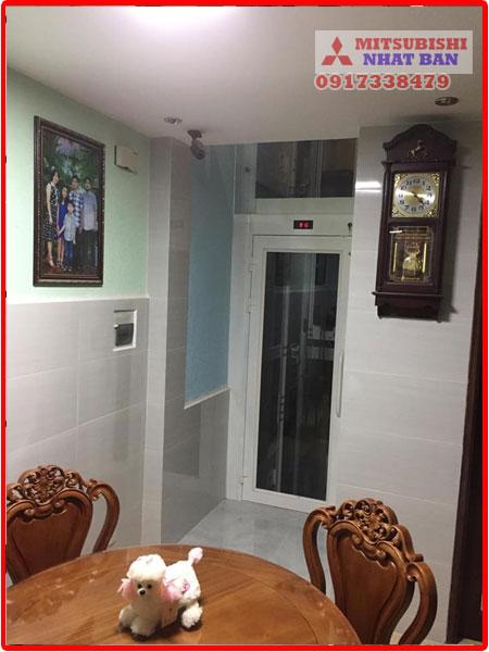 lắp thang máy gia đình tại Cần Thơ