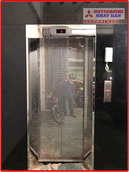 lắp thang máy inox tại Đà Lạt