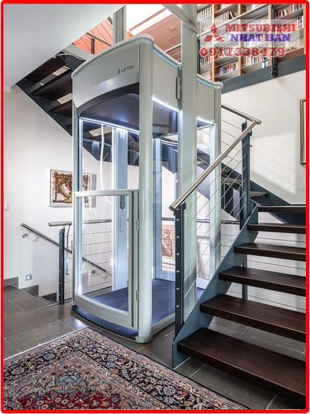 cách chọn thang máy gia đình TPHCM