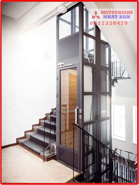 cần thiết phải lắp thang máy gia đình không