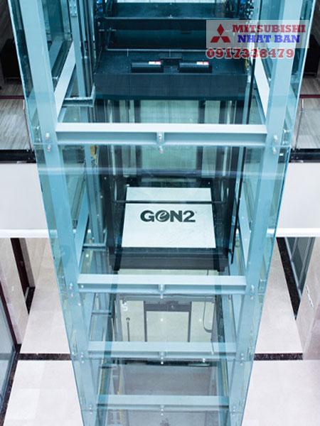 động cơ thang máy otis gen2