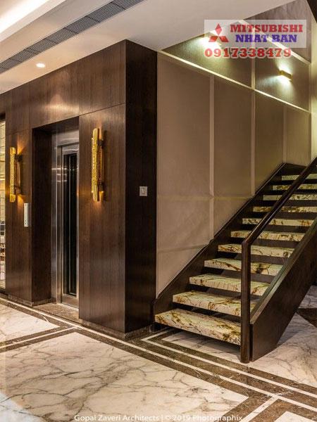 kinh nghiệm mua thang máy gia đình