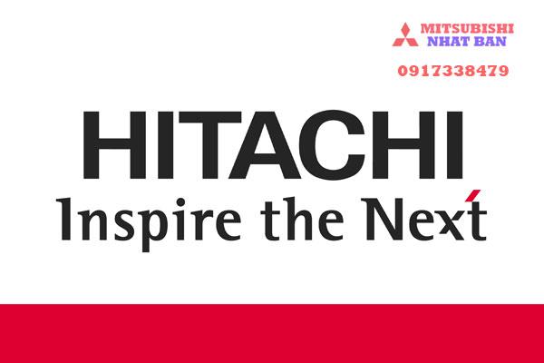 logo thang máy hitachi