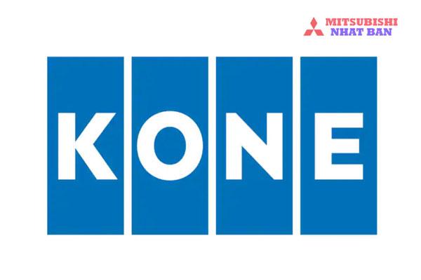 logo thang máy kone