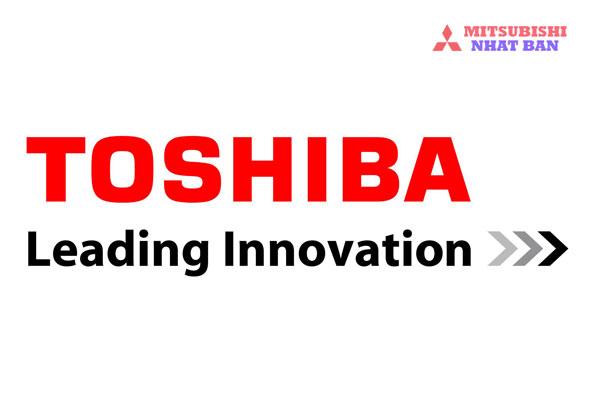 logo thang máy toshiba