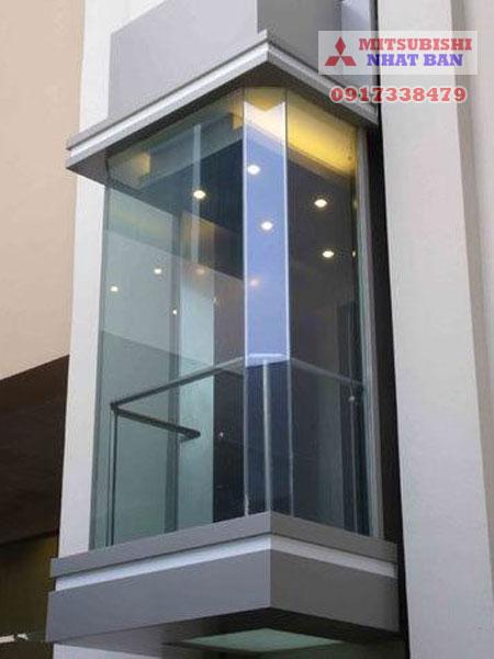 mẫu 5 thang máy nhỏ