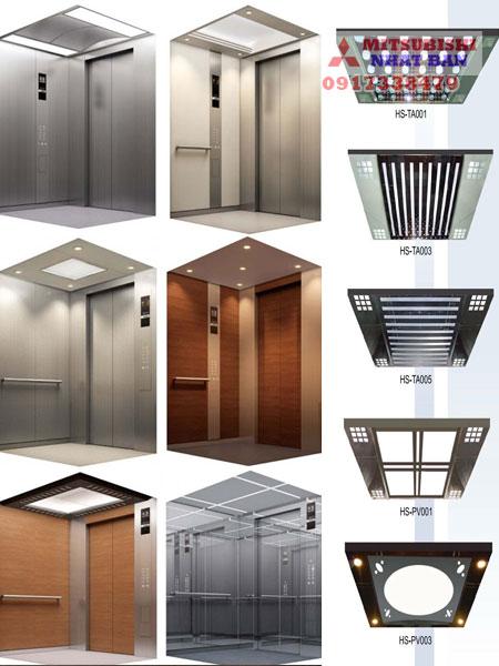 nội thất thang máy liên doanh