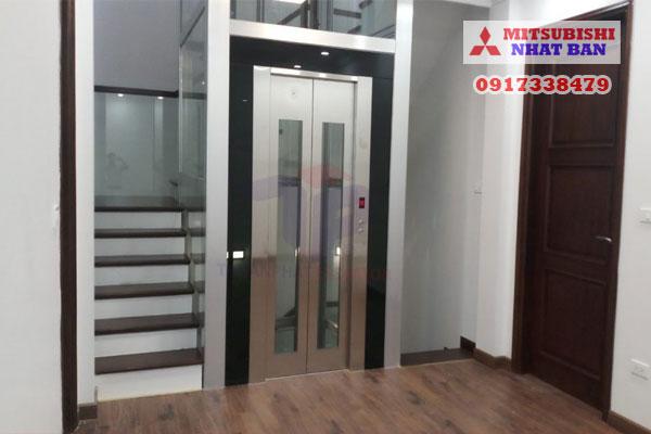 sản phẩm thang máy hitachi Việt Nam