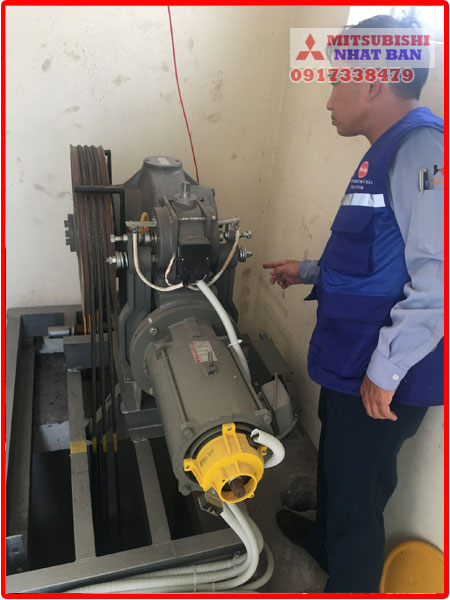 sửa chữa thang máy tại TPHCM - 1