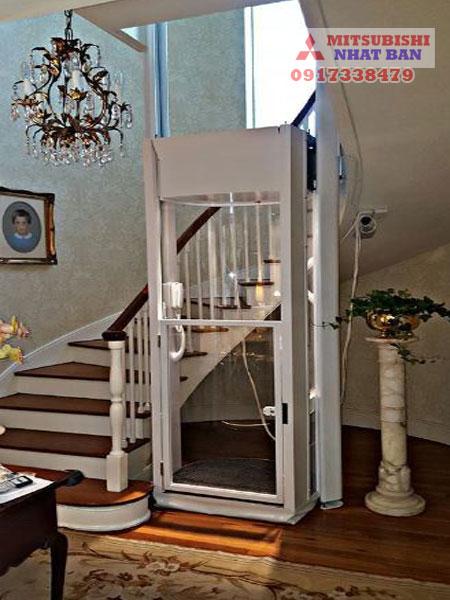 thang máy mini gia đình giá bao nhiêu