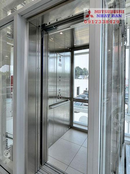 thang máy mitsubishi hãng thang máy tốt nhất