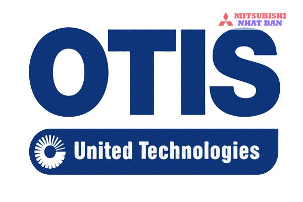logo thang máy Otis