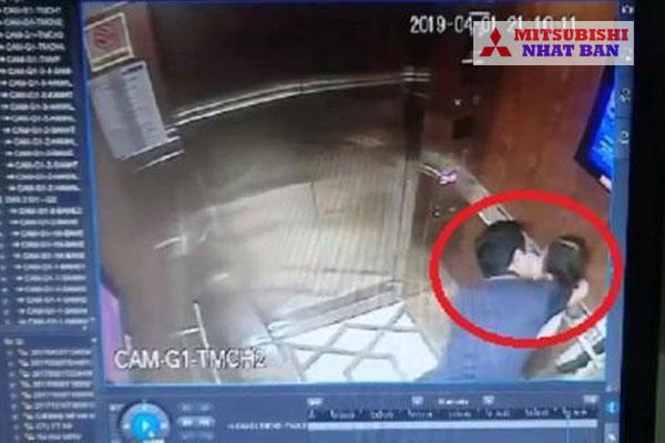 camera giám sát thang máy
