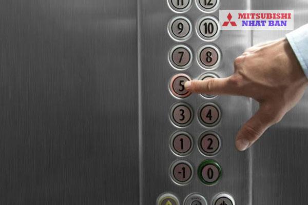 ký hiệu thang máy
