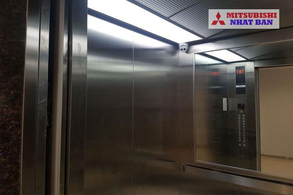 lắp camera giám sát thang máy