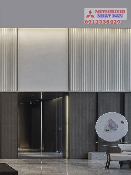 mẫu sảnh thang máy đẹp 5