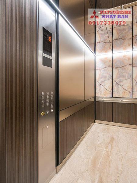 mẫu sảnh thang máy đẹp 7