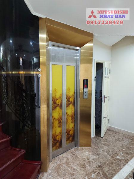 nguyên lý hoạt động của thang máy