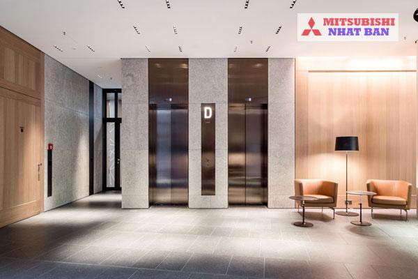 tại sao nên thiết kế sảnh thang máy