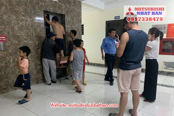 chi phí bảo hiểm thang máy