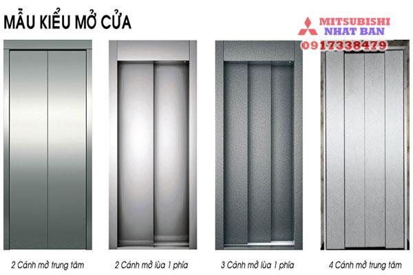 cửa thang máy tự động