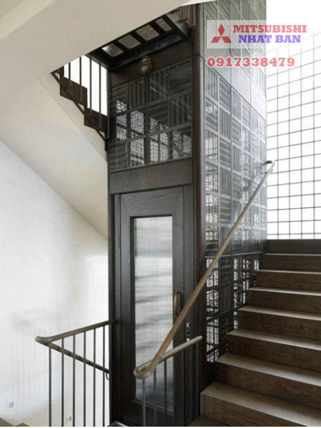 lắp thang máy rồi có cần xây cầu thang bộ 4
