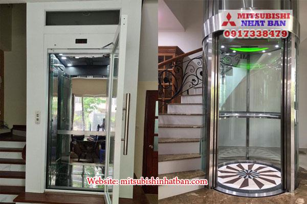 so sánh thang máy cửa mở tự động và thang máy cửa mở tay