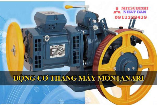 động cơ thang máy Montanari