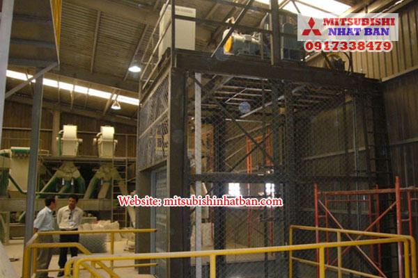 Thang máy công nghiệp 1