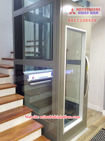 kích thước thang máy 6 người